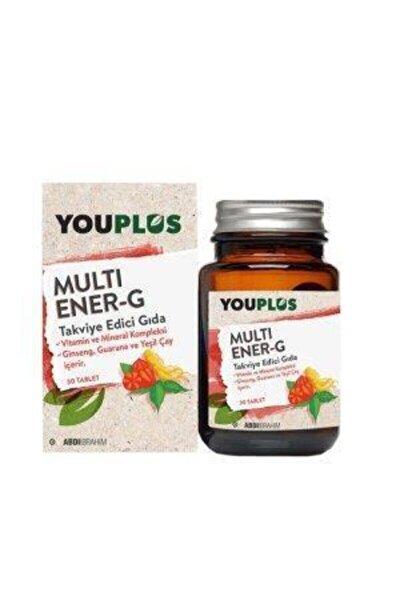 Multi Ener-g Vitamin 30 Tablet