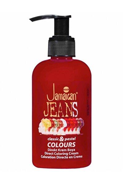Color Saç Boyası Kızıl 250 ml