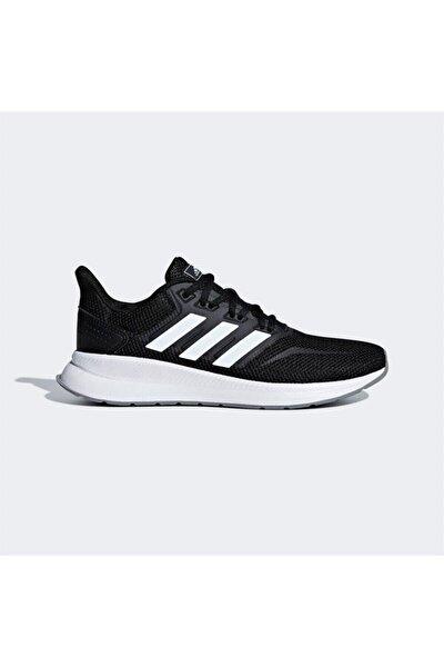 RUNFALCON Siyah Kadın Koşu Ayakkabısı 100403384