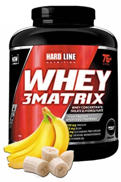 Whey 3matrix 2300 gr Muzlu Protein Tozu