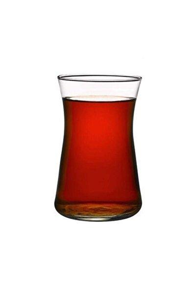 Heybeli Çay Bardağı Şeffaf 6'lı 42361