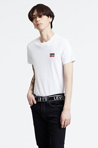 Erkek Beyaz 2'li T-shirt 79681-0000