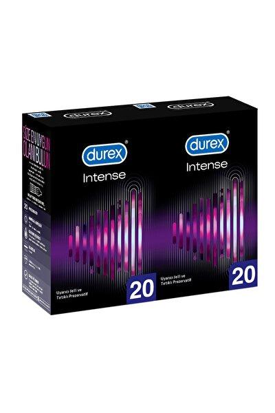 Intense Prezervatif, 40' Lı