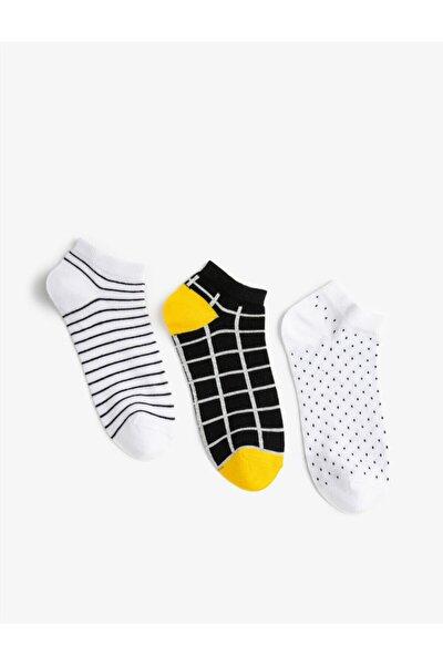Kadin Çorap Seti Pamuklu