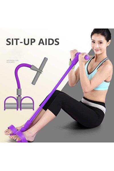 97615 Body Trimmer Vücut Şekillendirici Egzersiz Karın El Ayak Direnç Lastiği