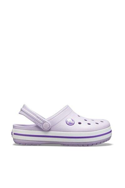 Unisex Çocuk Mor Crocband Clog K Spor Sandalet