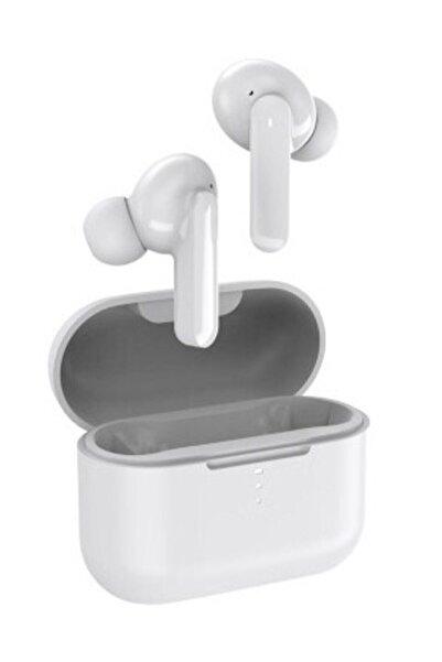 T10 Bluetooth Kablosuz Kulaklık Beyaz T10