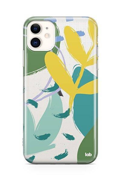 Iphone 11 Şeffaf Telefon Kılıfı - Let's Peace