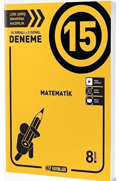 8. Sınıf Lgs Matematik 15 Deneme