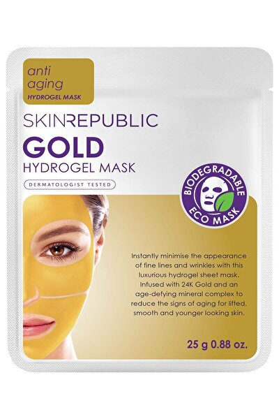 Gold Hydrogel Mask Sheet 25g