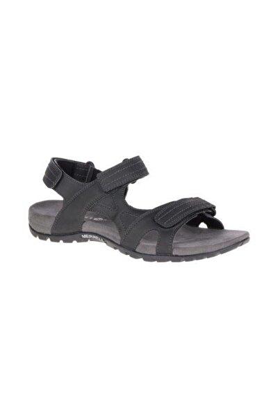 Erkek Sandalet Sandspur Rift Strap Black J342315c