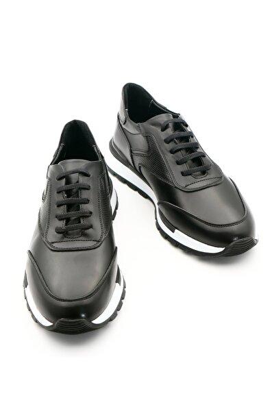 Erkek Hakiki Deri Yürüyüş Ayakkabısı 2302112