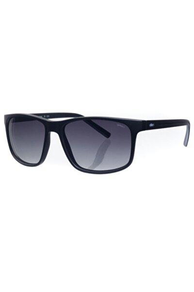 Erkek Siyah Polarize Güneş Gözlüğü