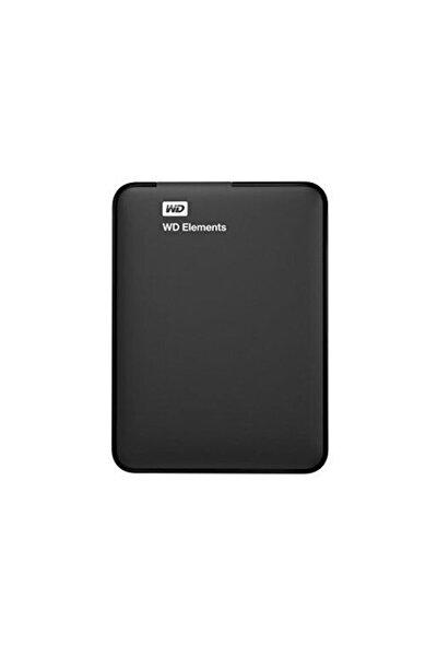 Western Digital Elements Siyah Harici Harddisk 1tb 2.5 Usb3.0 Buzg0010bbk