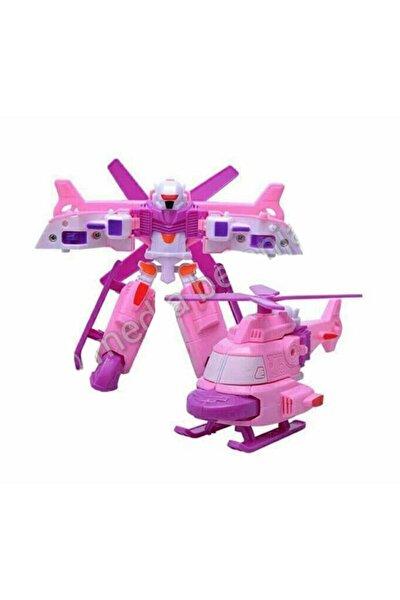 Esa1 Mini P Tobot Transformers Stil Dönüşebilir Oyuncak Araç