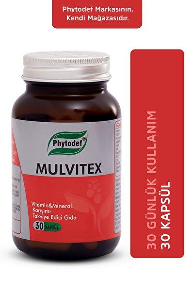 Mulvitex Multivitamin - 30 Kapsül