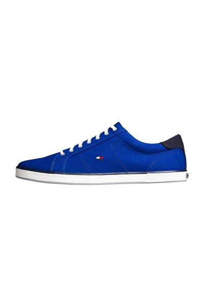 Erkek Mavi Sneaker