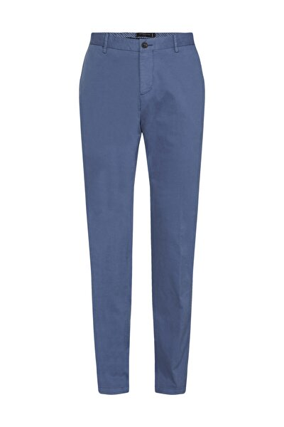 Erkek Denim Pantolon Pamuk Stretch  Slim Fit Pants TT0TT05458