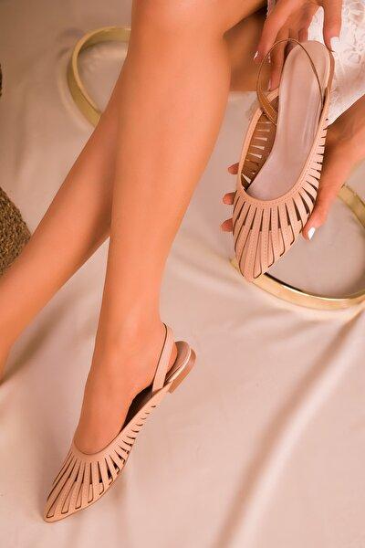 Ten Kadın Sandalet 15027