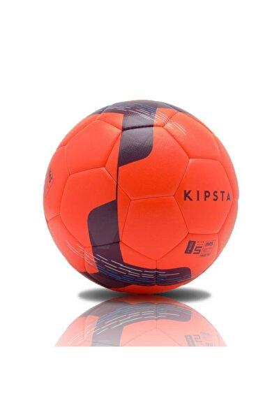 Hibrit Futbol Topu F500 Dikişli 445 Gr Neon Kırmızı