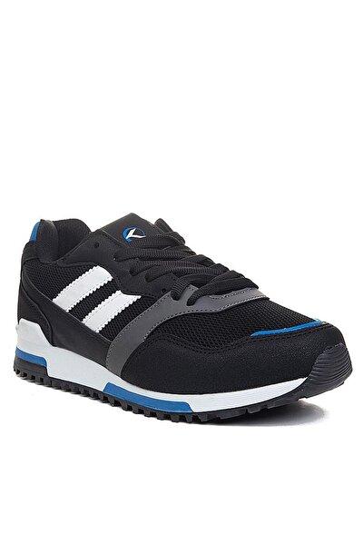Erkek Siyah Sax  Sneaker Kw86305