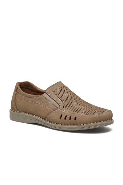 102307.M1FX Bej Erkek Comfort Ayakkabı 100931949
