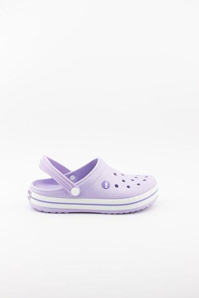 Kadın Mor Sandalet Terlik