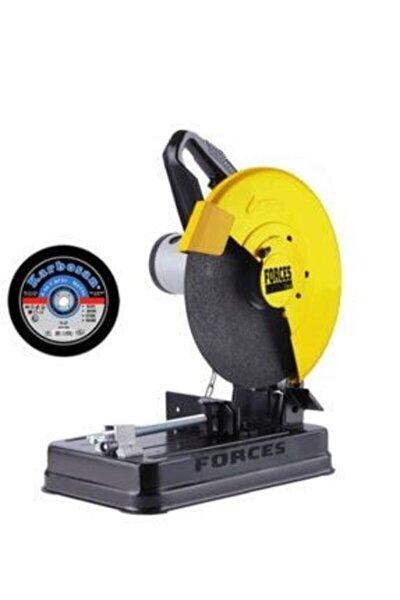 Forces&power Alman Px-355 3500 W 355 Mm Profil Ve Metal Kesme Makinesi Profesyonel