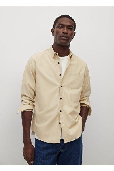Regular Kesim Pamuklu Yumuşak Gömlek
