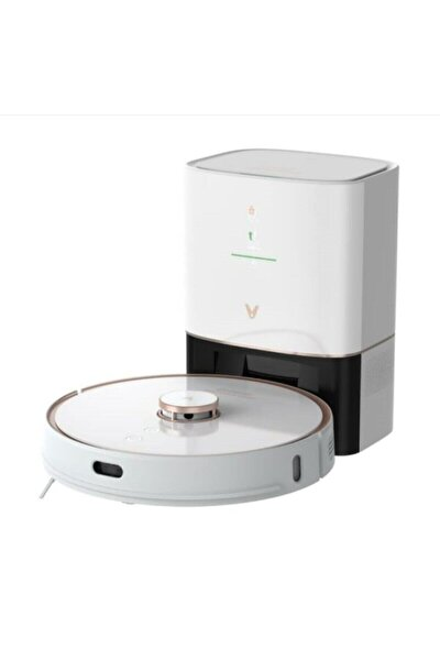 Robot Vacuum S9 Beyaz