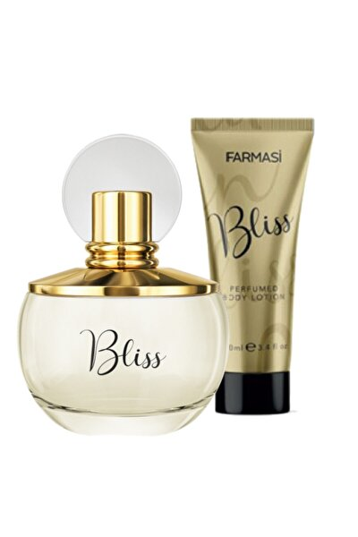 Bliss Kadın Edp Parfüm Seti -edp Parfüm (70 Ml) + Vücut Losyonu (100 Ml)