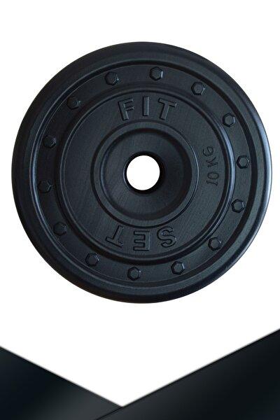 Dambıl ve Halter Ağırlık Plaka 10 kg