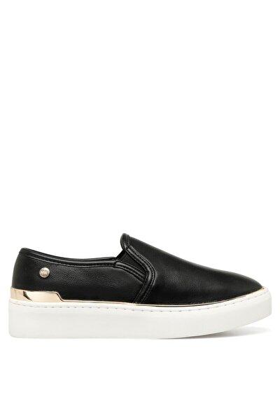 PIOMBO 1FX Siyah Kadın Slip On Ayakkabı 101008833