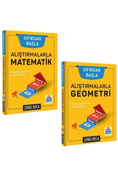 Sıfırdan Başla Alıştırmalarla Matematik - Geometri