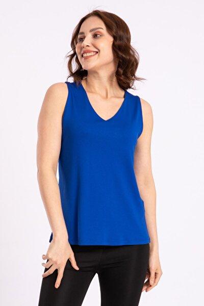 Kadın Basic Penye Bluz