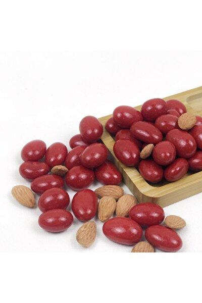 Kırmızı Badem Draje Çikolata 500 gram