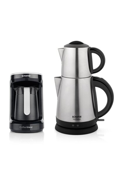 Coffee & Tea Trend Ev Seti