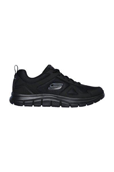 TRACK- SCLORIC Erkek Siyah Spor Ayakkabı