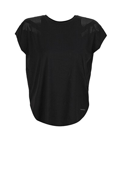 CT426 KATE SLEEVELESS T-S Siyah Kadın T-Shirt 100582864