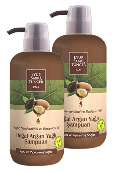 Doğal Argan Yağlı Şampuan 600ml X 2 Adet