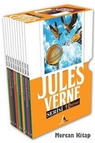 Jules Verne Serisi 10 Kitap