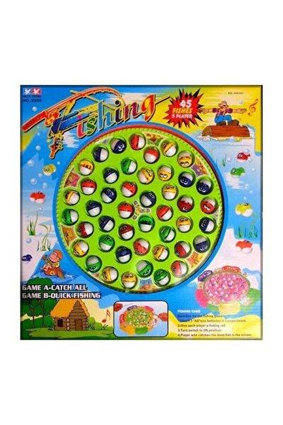 Jumbo Boy 45 Balıklı Balık Tutma Oyunu Oyuncak