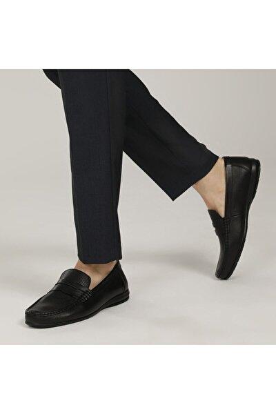 102040.M Siyah Erkek Comfort Ayakkabı 100500675
