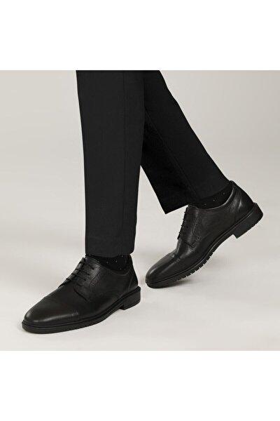 102128.m1fx Siyah Erkek Comfort Ayakkabı