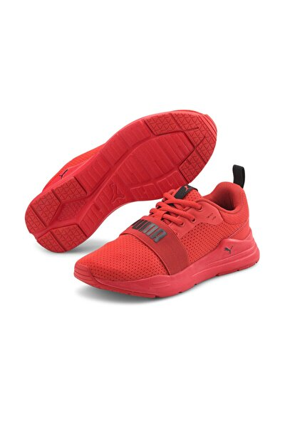 WIRED RUN JR Kırmızı Kadın Koşu Ayakkabısı 101085362