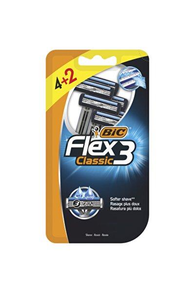 Flex 3 Tıraş Bıçağı 4 2'li
