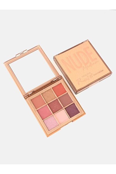 Cosmetics Rose Nude 9'lu Far Paleti