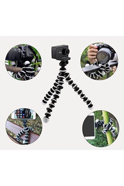 Akrobat Cep Telefonu Kamera Tutucu Tripot Selfie Tripodu 26 Cm