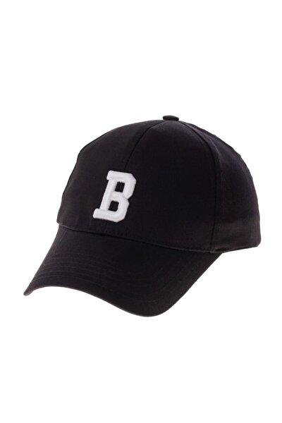 Unisex Şapka Siyah B (220b)