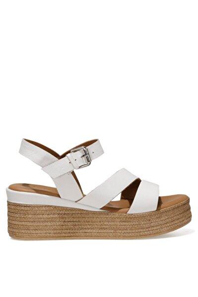 Meıs.z 1fx Beyaz Kadın Sandalet